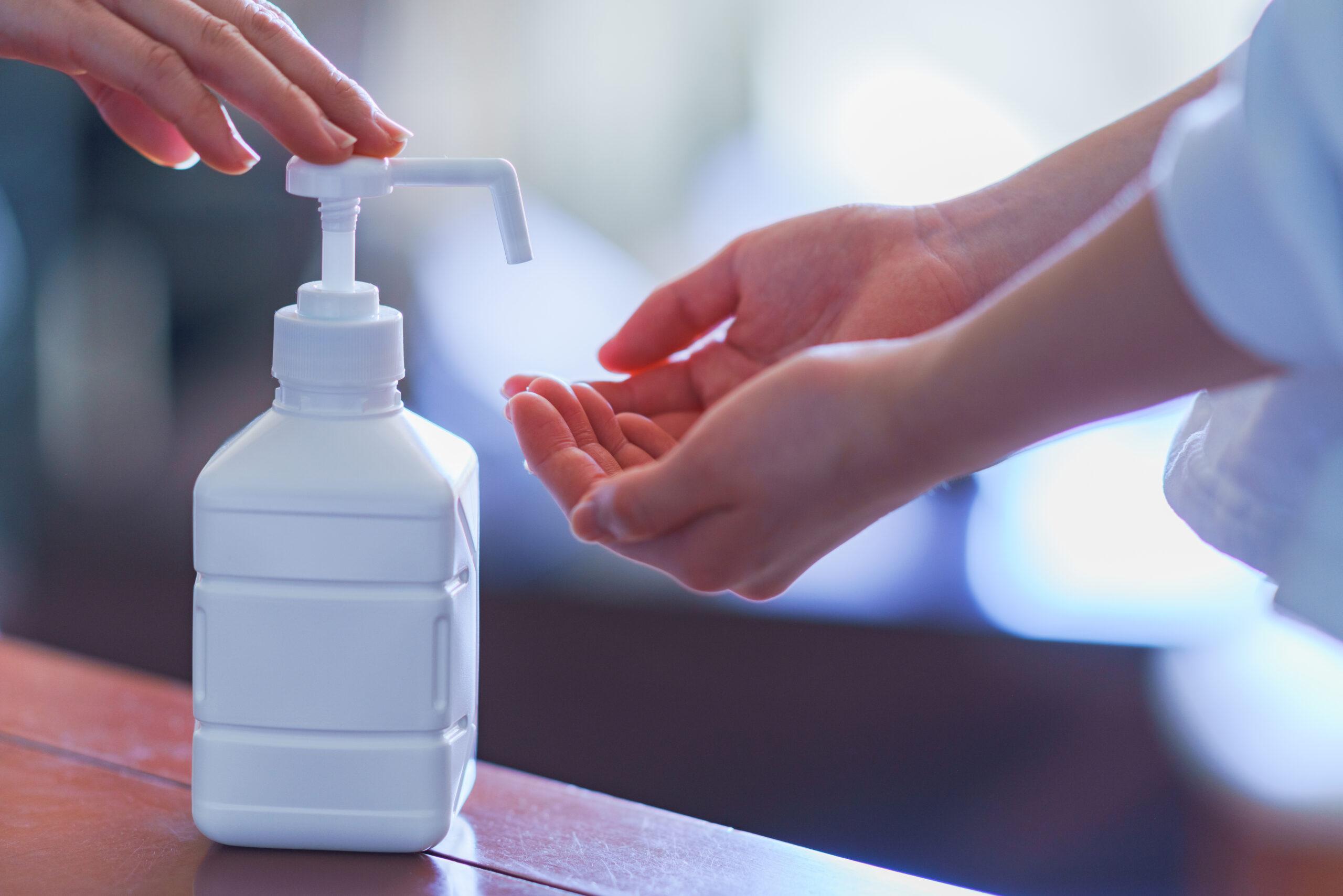 徹底した衛生管理・感染対策